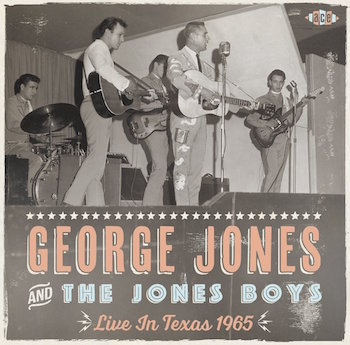 Jones ,George - Live In Texas 1965 ( cd )
